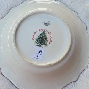 Sur La Table Dining - Sur la Table Christmas bowl NWT